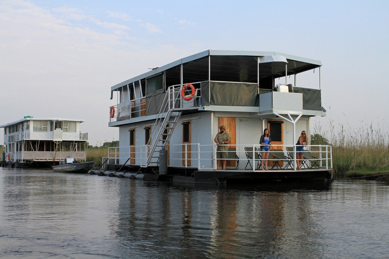 Okavango Houseboats