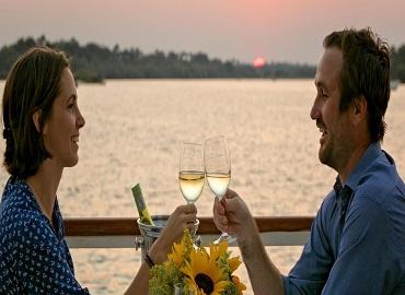 Dinner Cruises on the Zambezi River