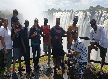 Victoria Falls Guided Tour