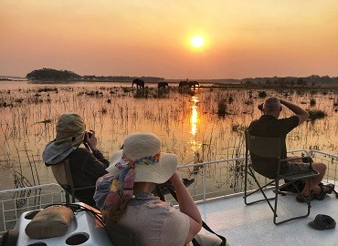 Great Parks of Zambia