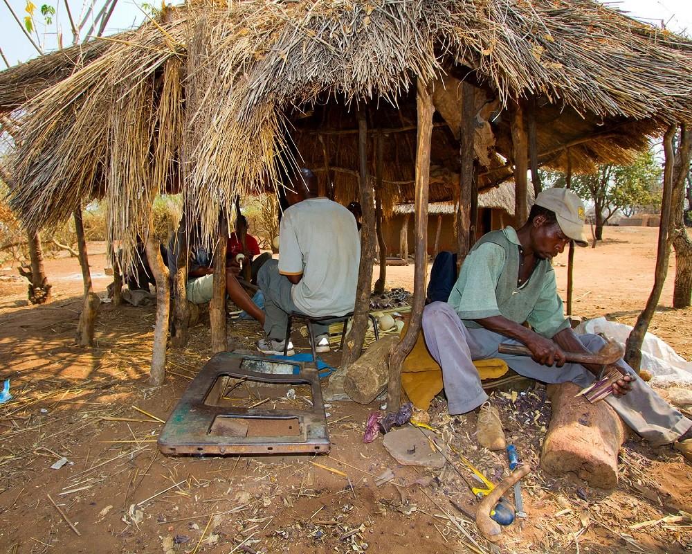 Mukuni Village Tour